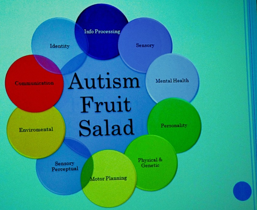 Autism Fruit Salad
