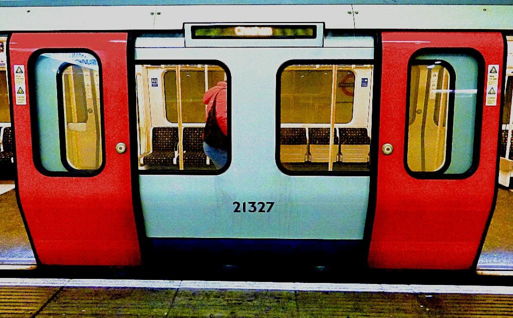 Chesham train I