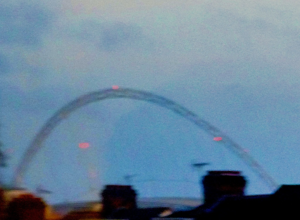 Distant Wembley
