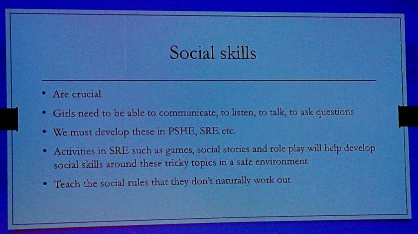 Soc skills