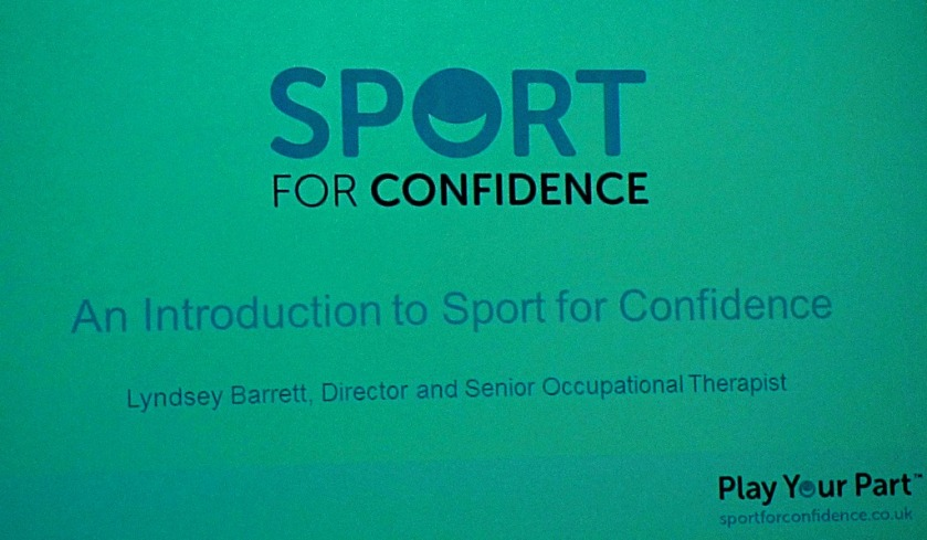 Sport for confidence