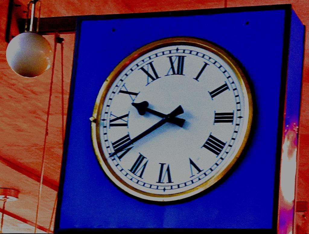Uxbridge Clock