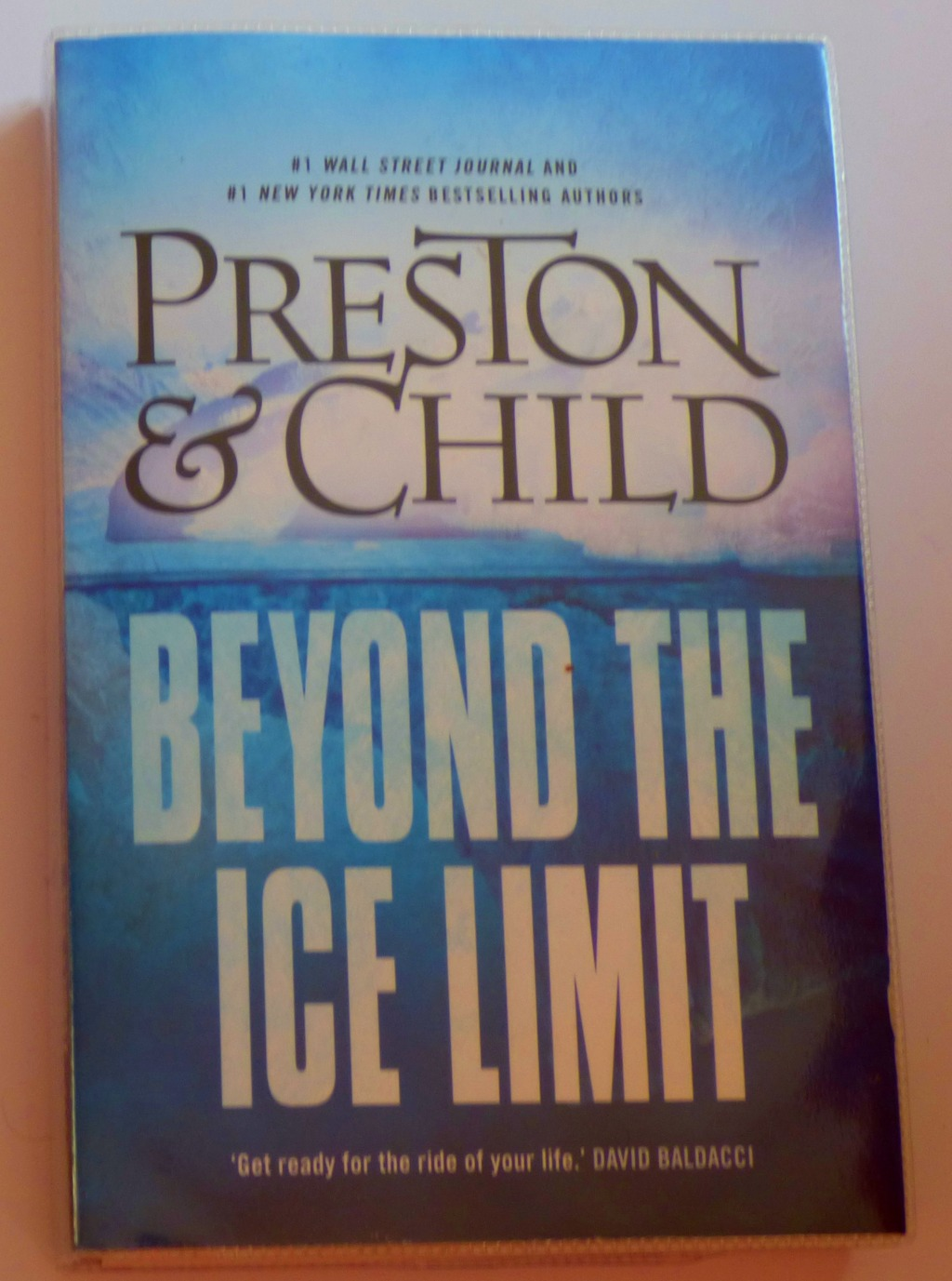 Beyond The Ice Limit (Book Review)