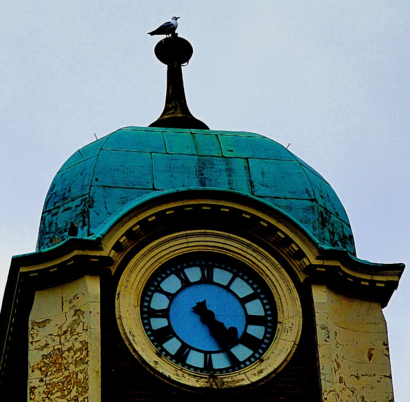 Majestic Clock Turret