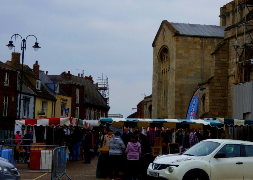 Saturday Market Place