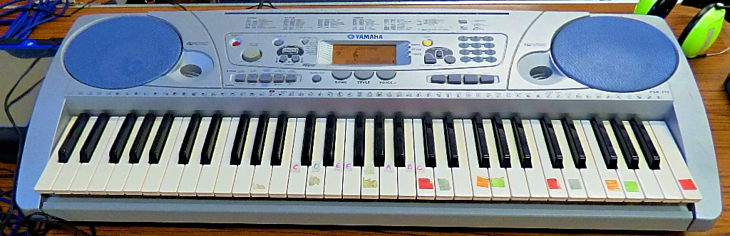 Yamaha music system
