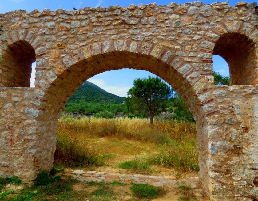 Aqueduct segment