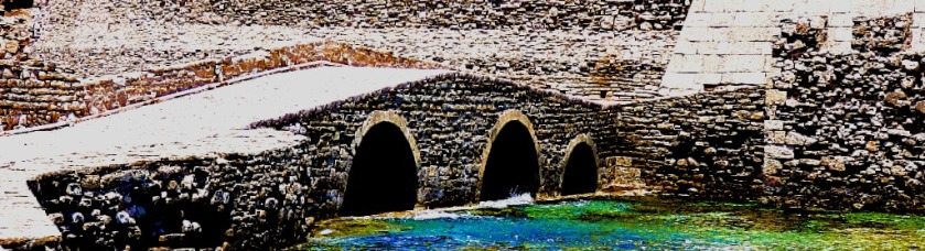 Bridge - close up