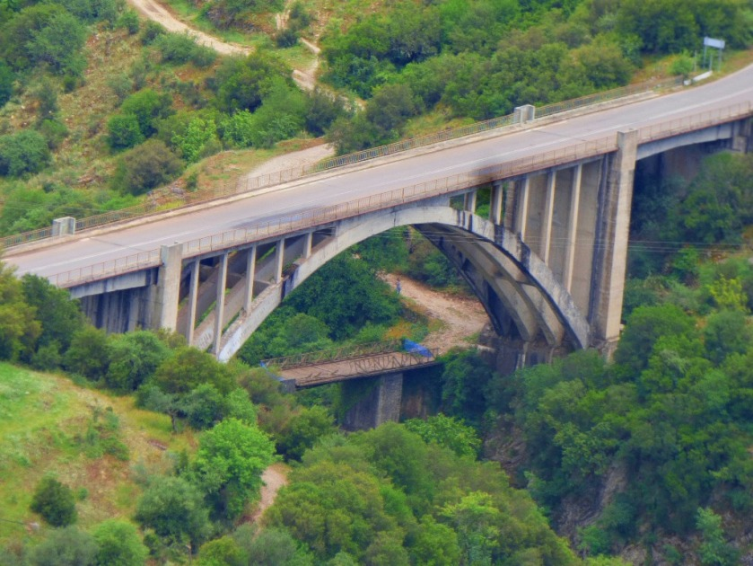Lousios bridges I