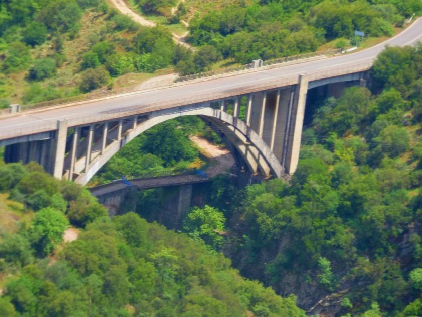 Lousios bridges III