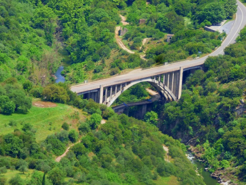 Lousios bridges IV