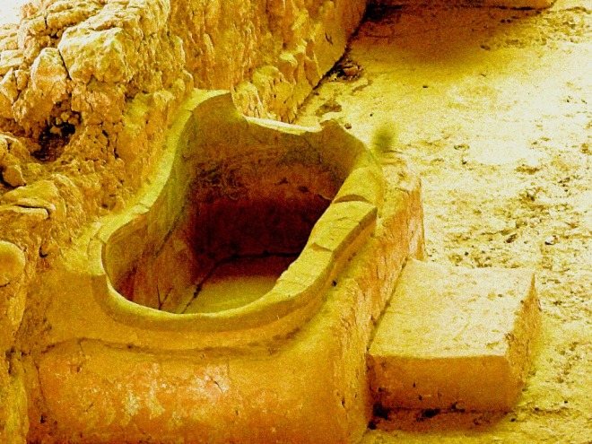 The Bath of Nestor
