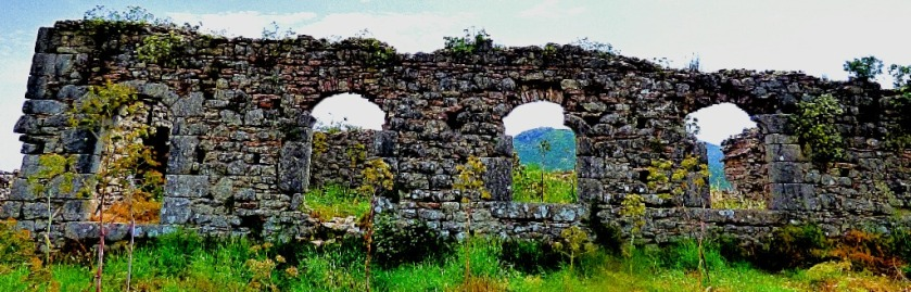 Arches, Karytaina castle