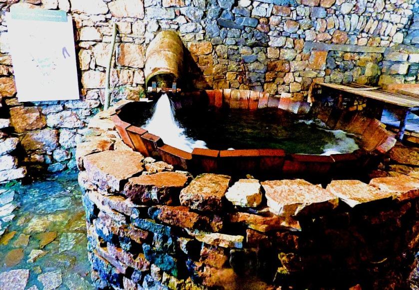 Fulling tub II