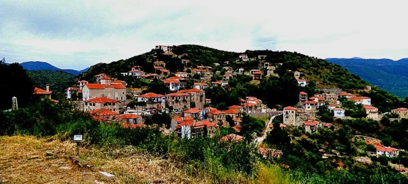 Karytaina town