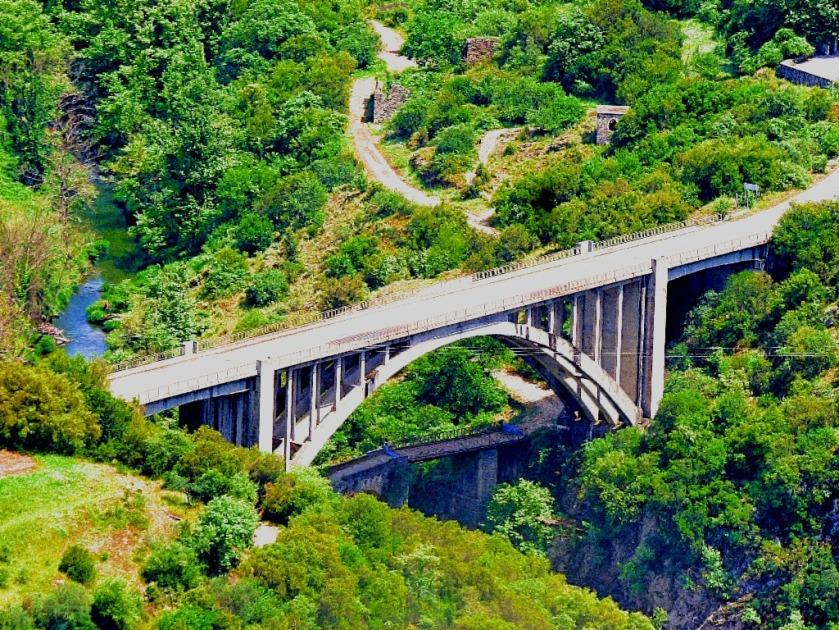 Lousios bridges VI