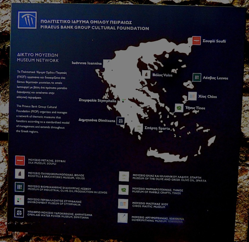 Museum locations