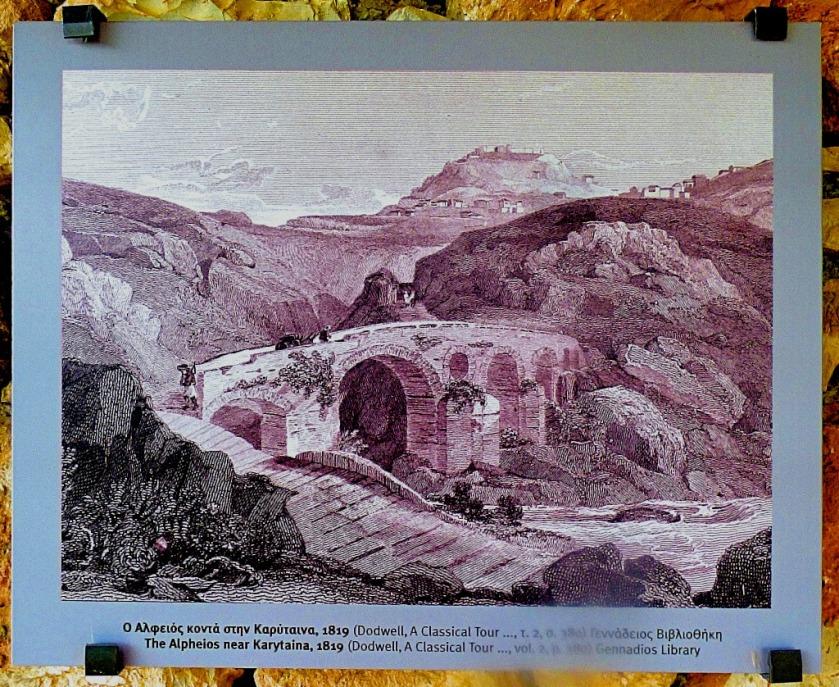 The Alpheios near Karytaina