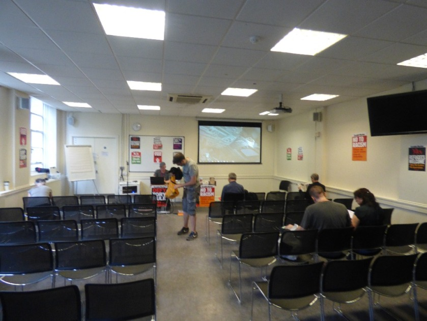 3E before Martin Empson meeting
