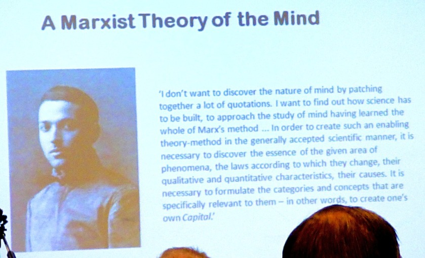 A Marxist Theory of the Mind