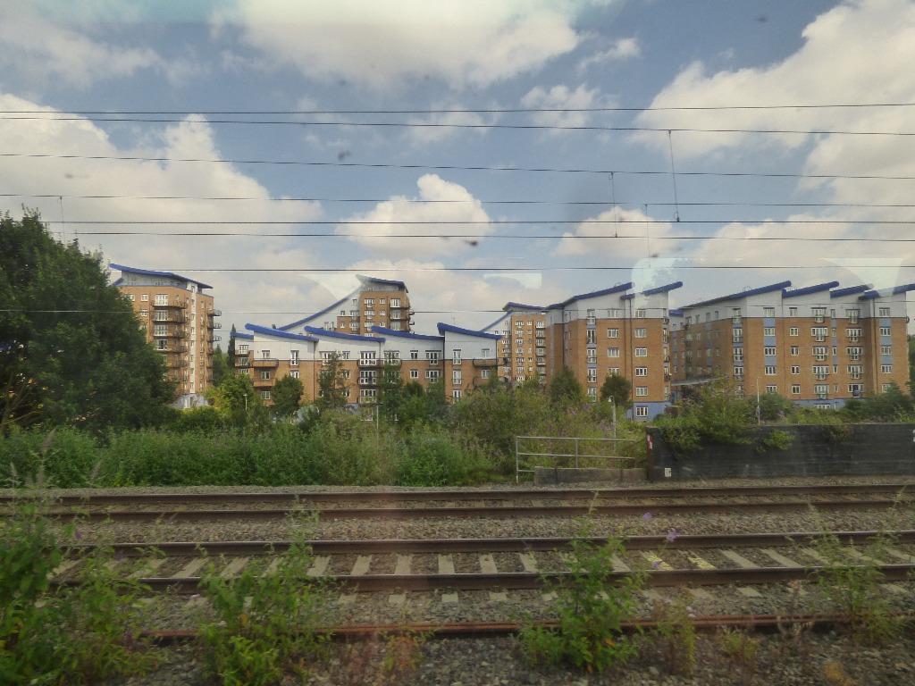 Apartment blocks
