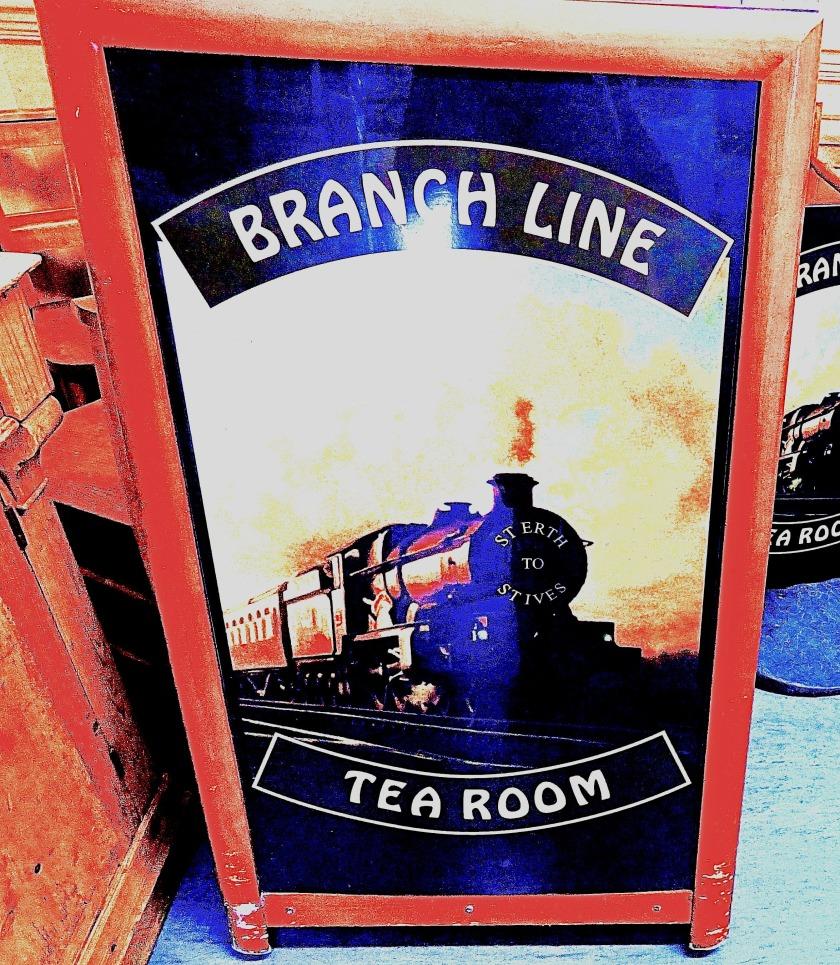 Branch line cafe