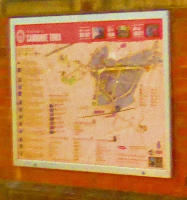 Camborne map