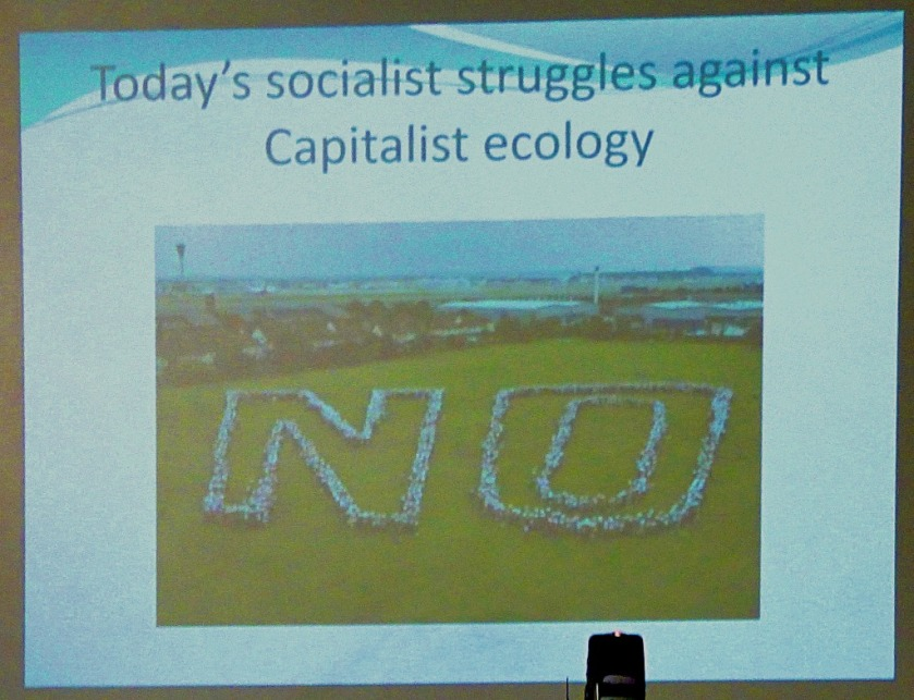 Capitalist ecology