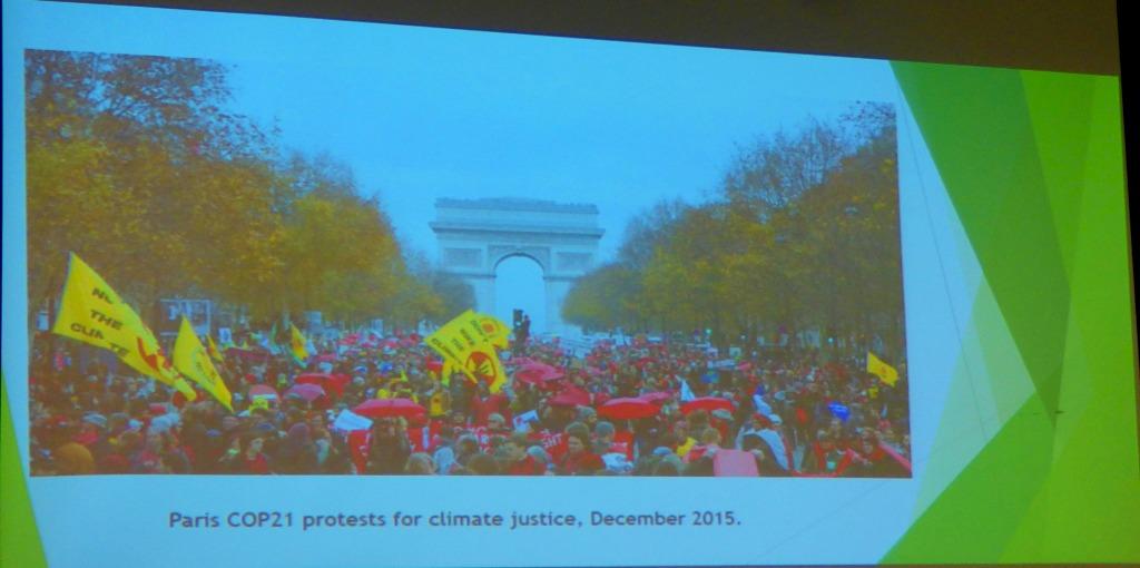 CC protest