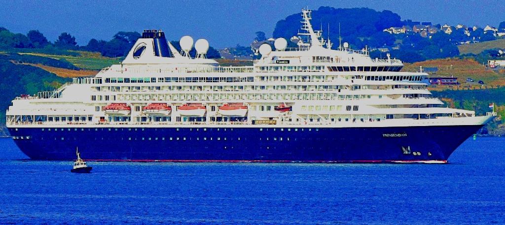 Cruise liner II