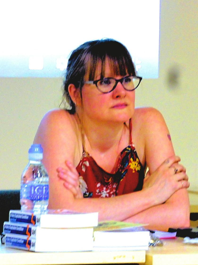Ellen Clifford from DPAC
