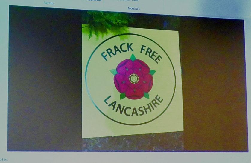 Frack Free Lancashire II