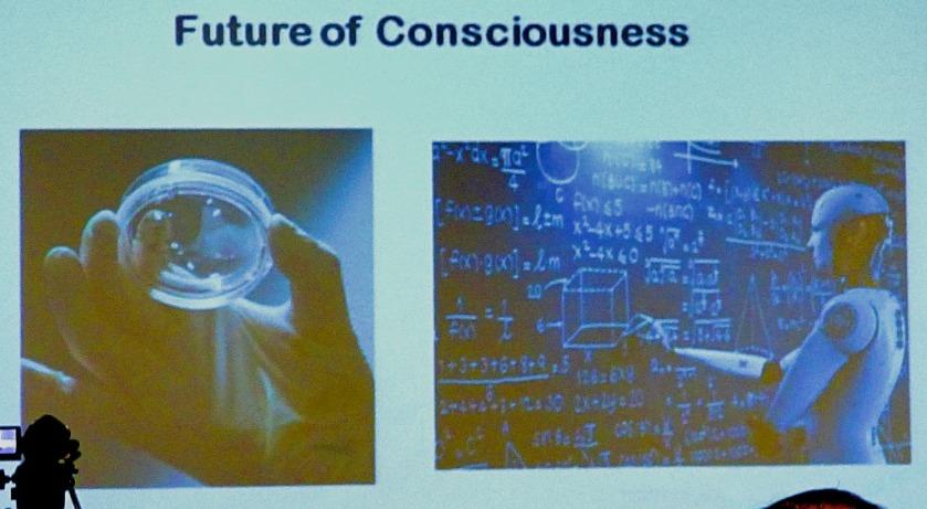 Future of Consciousness