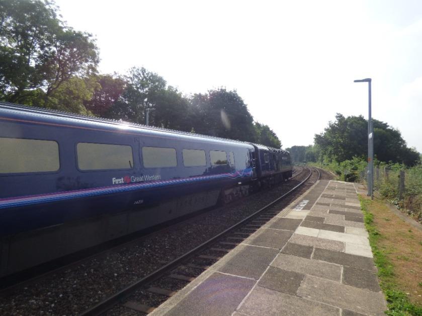 GWR service to London II