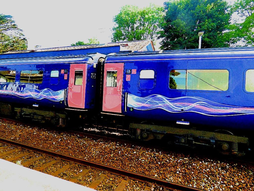 GWR service to London III