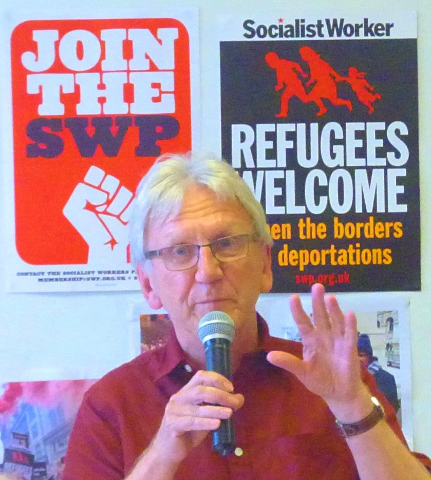Iain Ferguson speaking