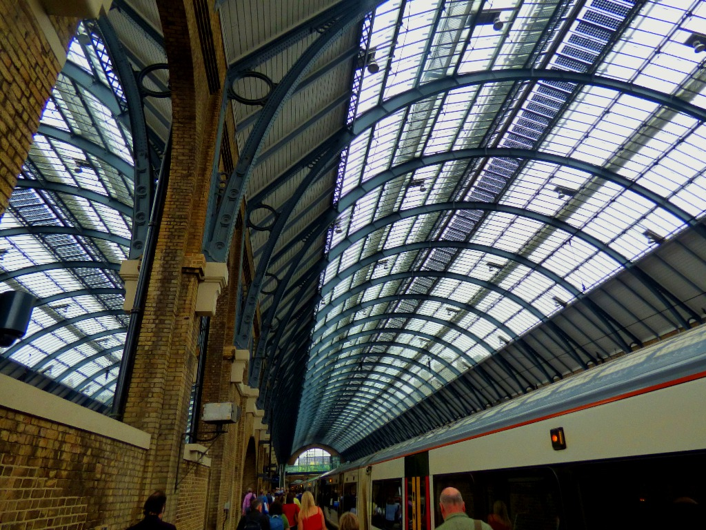 King's Cross main station