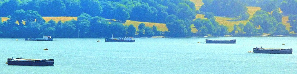 large boats