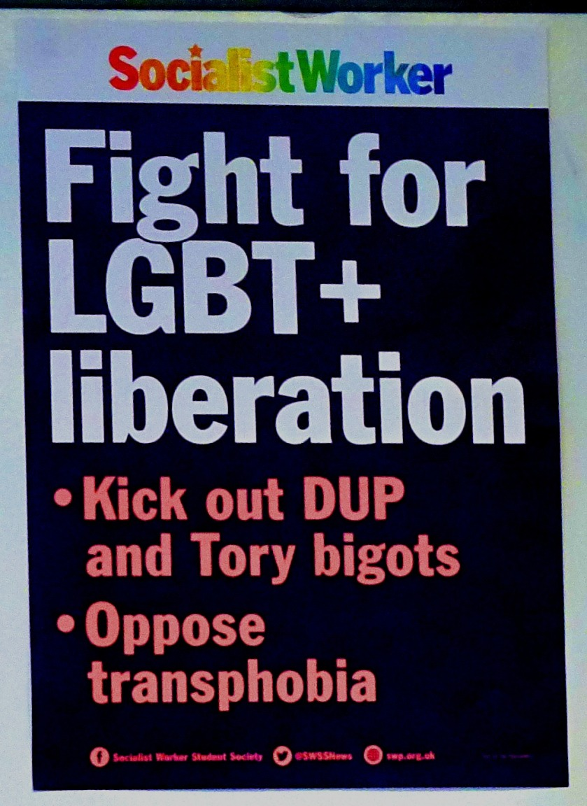 LGBT+ Liberation
