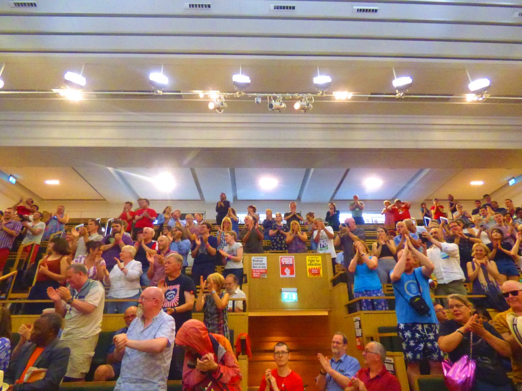 Marxism 2018: The Opening Rally