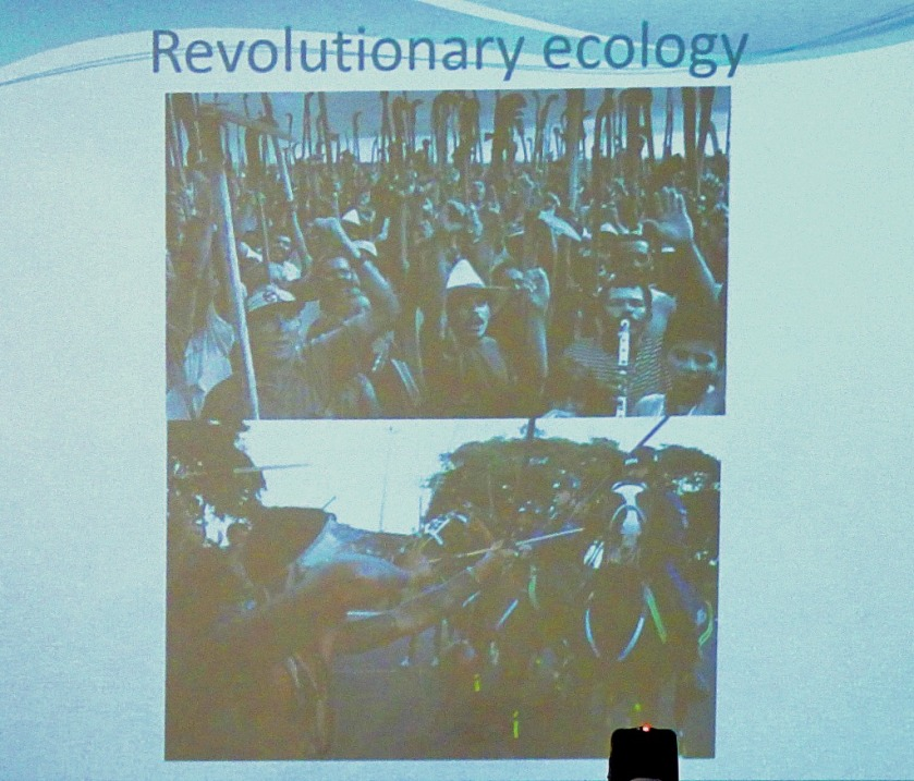 Revolutionary ecology