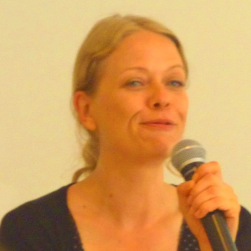 Sian Berry Close Up
