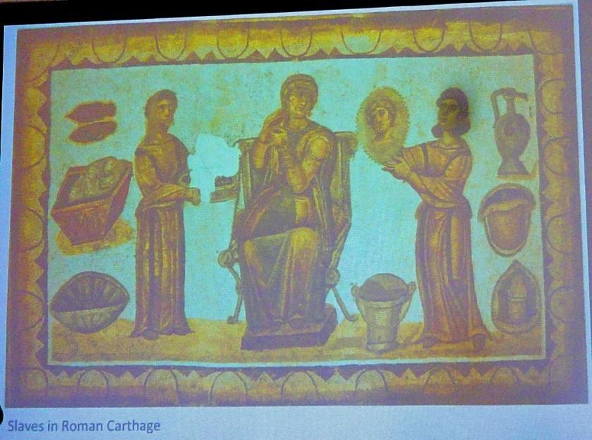 Slaves in Roman Carthage