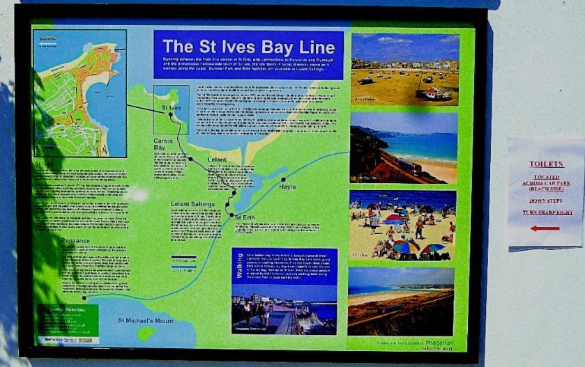 St Ives Bay line