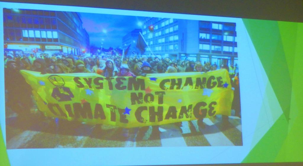 Marxism 2018: Martin Empson on ClimateChange