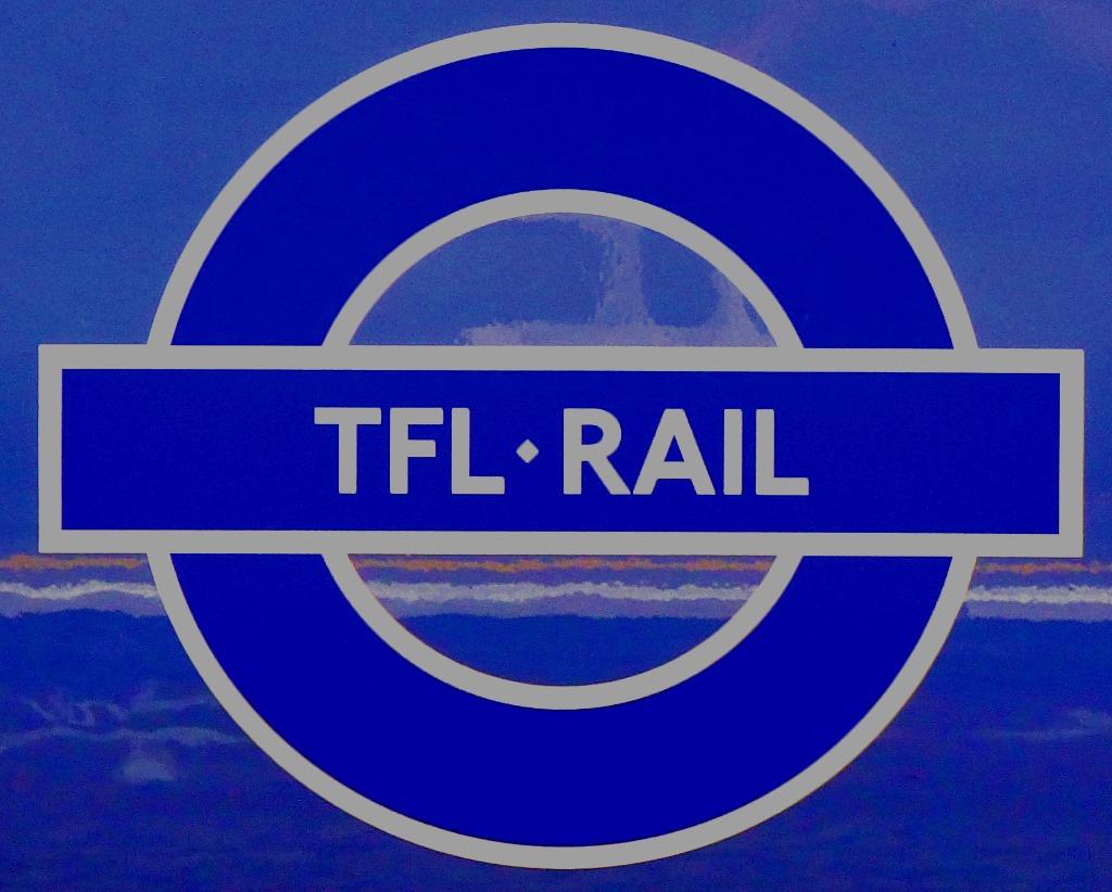 TFL Rail logo