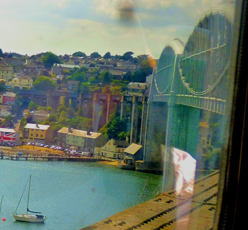 The Brunel bridge