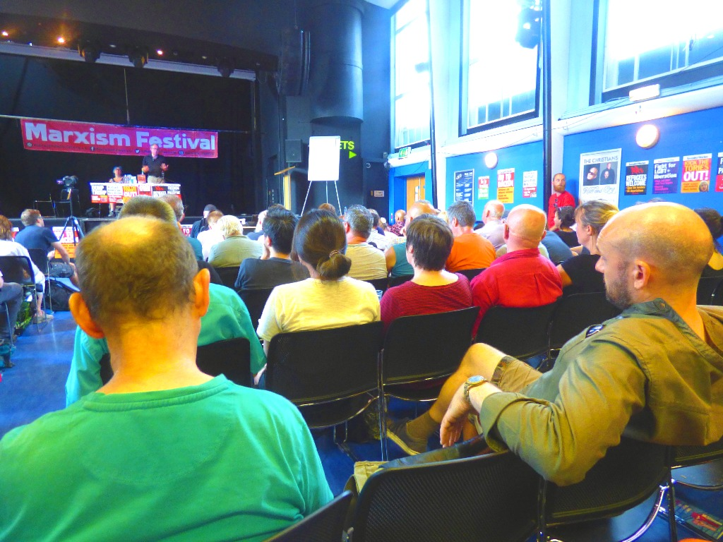Marxism 2018: An Overview of theWeekend