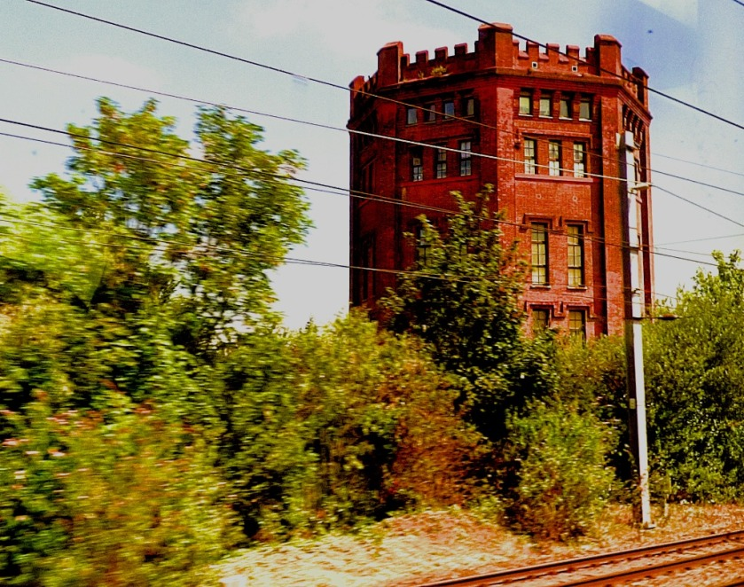 trackside tower, Berkshire