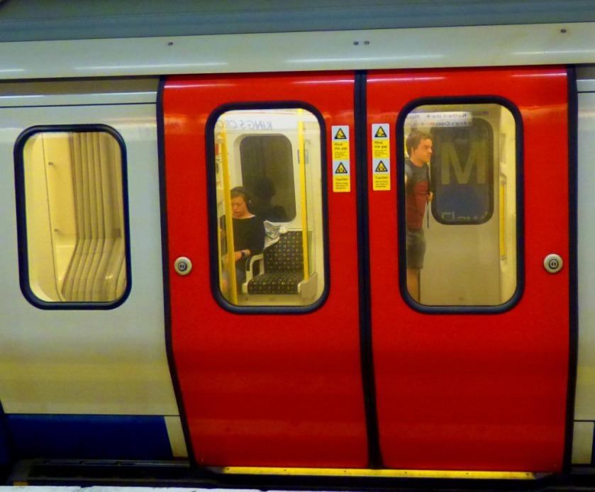 Uxbridge train